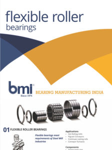 BMI Flexible bearings